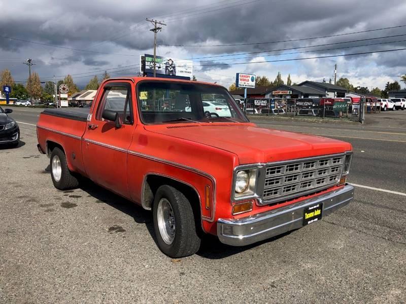 Chevrolet C/K 10 Series 1977 price $6,990