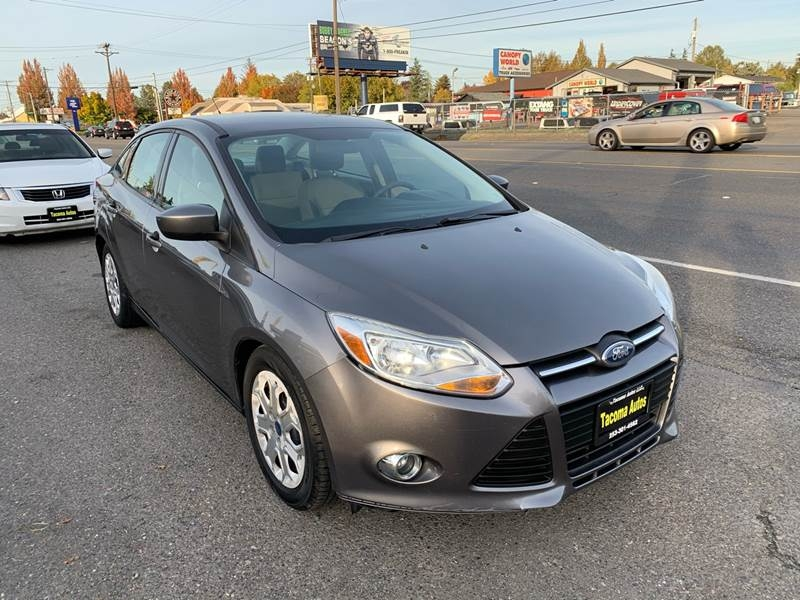 Ford Focus 2012 price $4,990