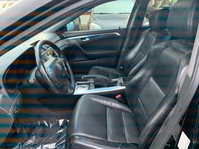 Acura TL 2008 price $6,490