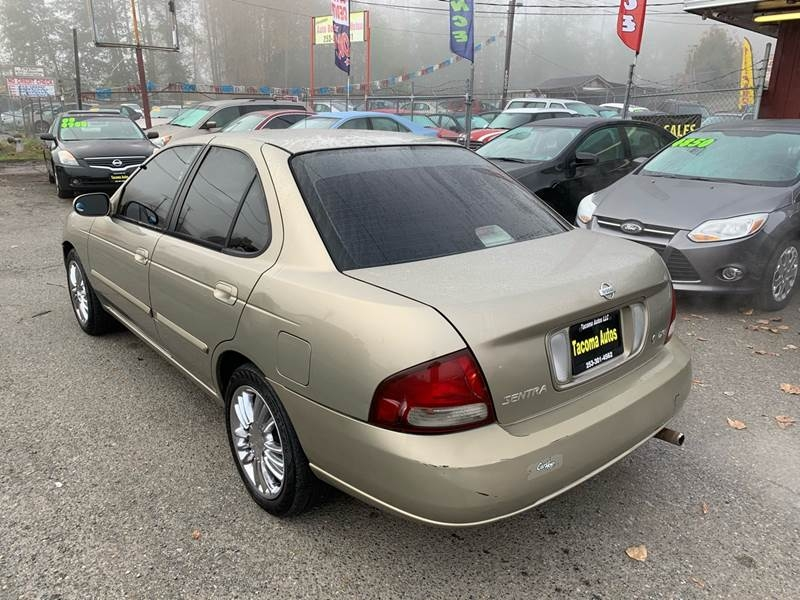 Nissan Sentra 2000 price $1,490