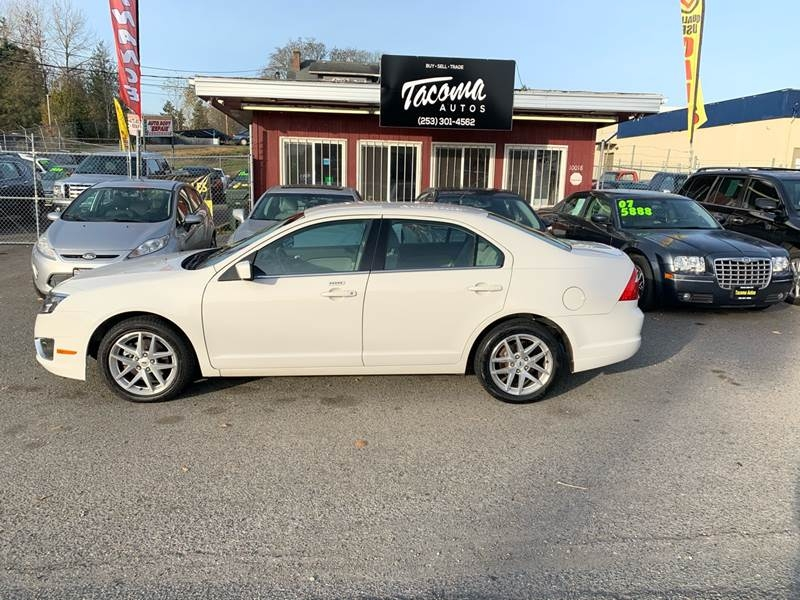 Ford Fusion 2011 price $5,990