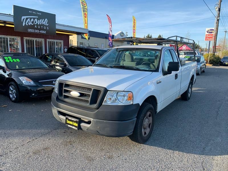 Ford F-150 2007 price $4,990