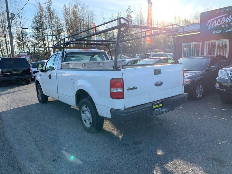 Ford F-150 2007 price $4,488