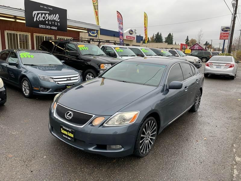Lexus GS 300 2006 price $4,990