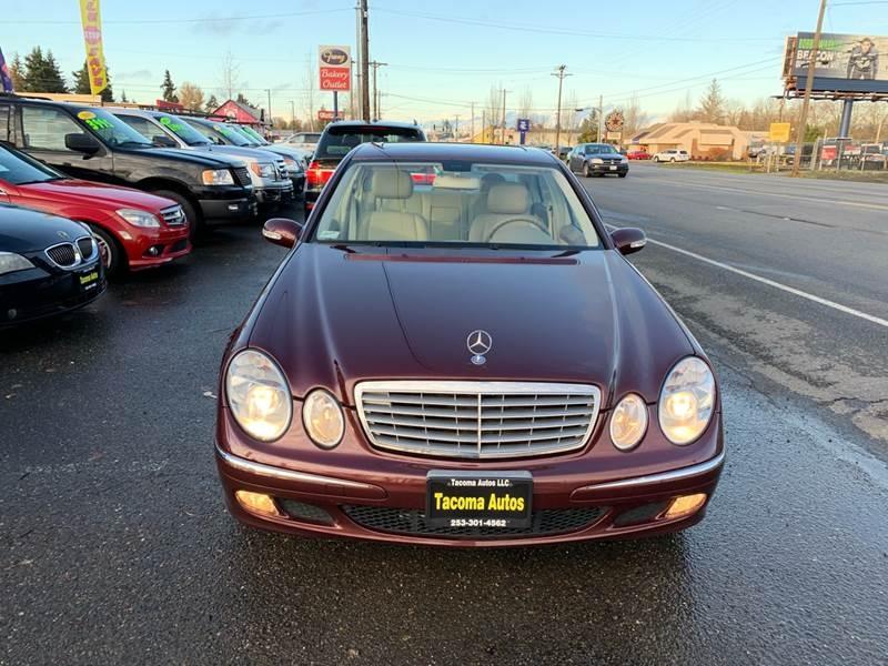 Mercedes-Benz E-Class 2006 price $7,990