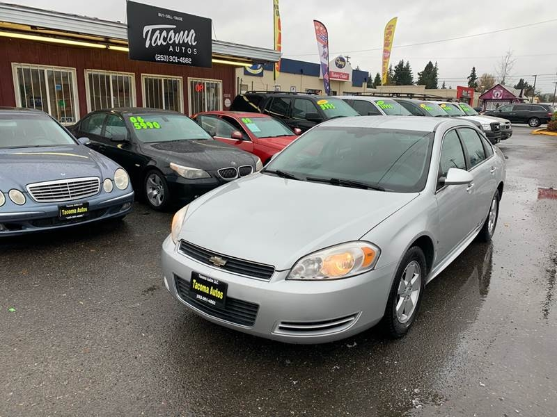 Chevrolet Impala 2009 price $3,990