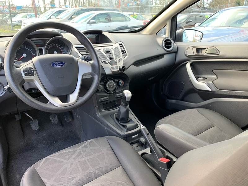 Ford Fiesta 2012 price $3,990