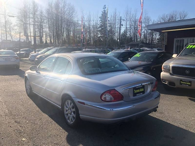 Jaguar X-Type 2003 price $2,990