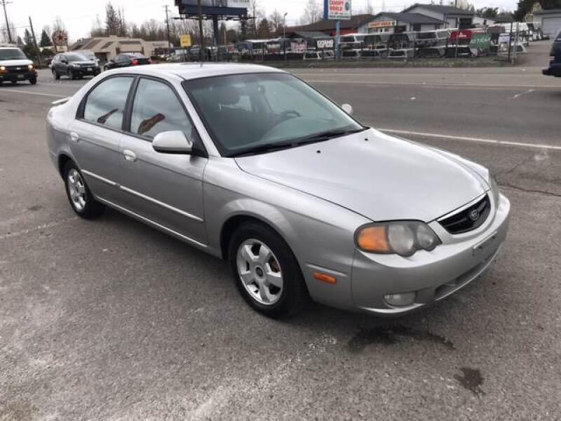 Kia Spectra 2002 price $1,499