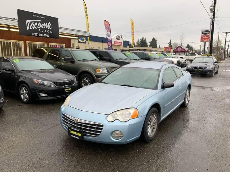 Chrysler Sebring 2004 price $2,499