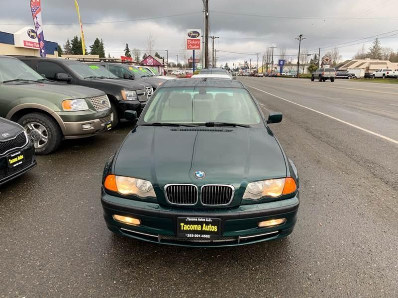 BMW 3 Series 2001 price $2,499
