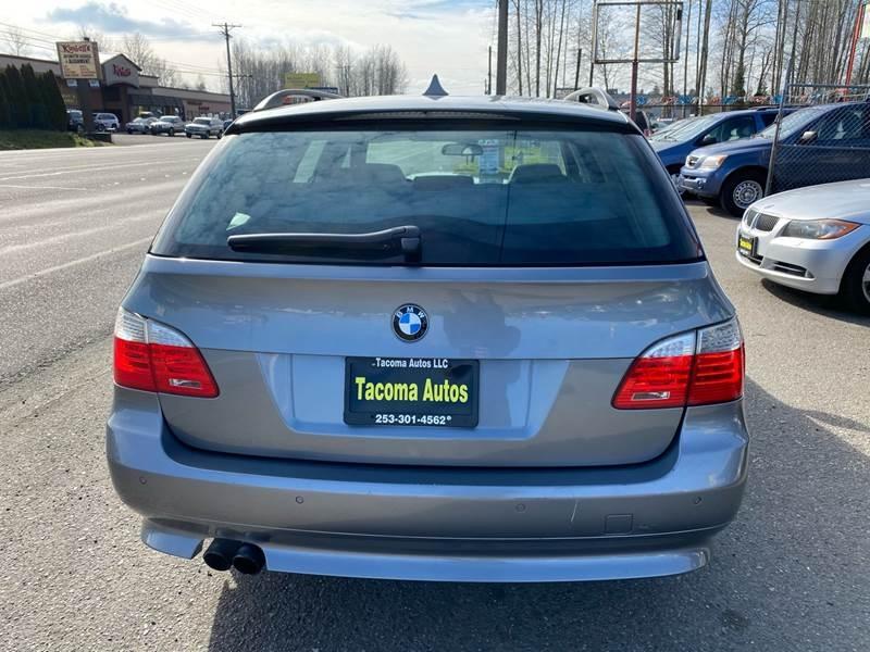 BMW 5 Series 2008 price $6,499