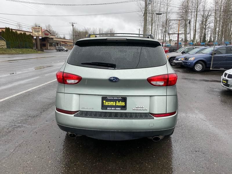 Subaru B9 Tribeca 2006 price $4,990