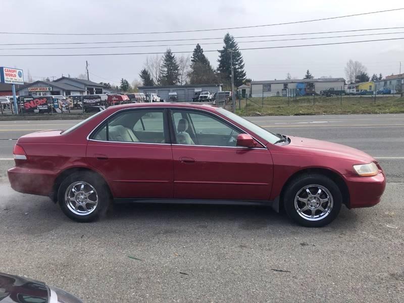 Honda Accord 2002 price $2,990