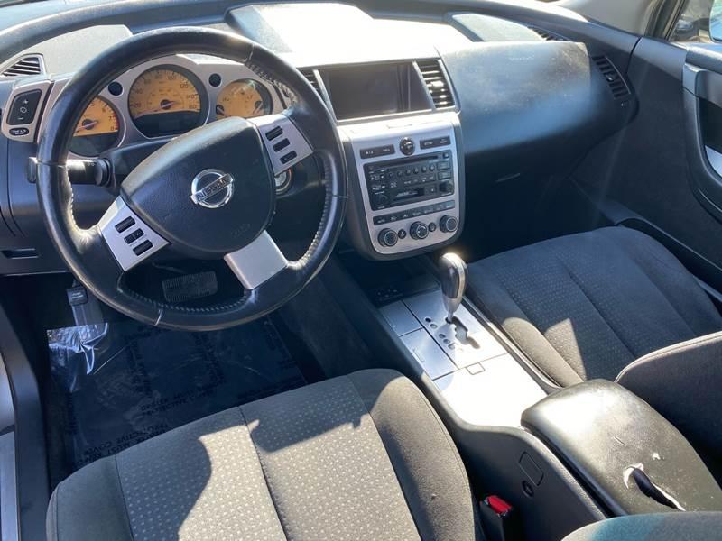 Nissan Murano 2003 price $3,990