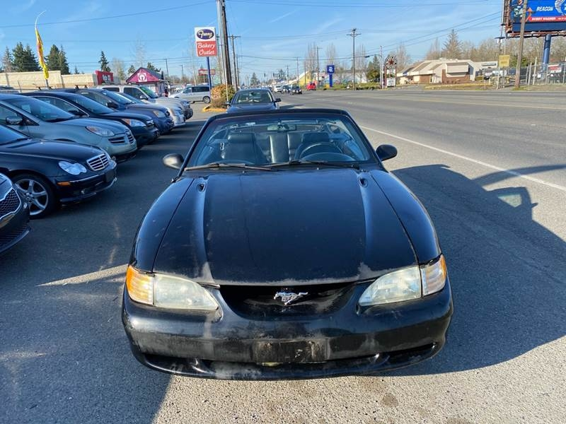 Ford Mustang 1998 price $4,990