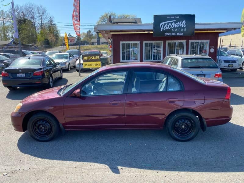 Honda Civic 2003 price $1,990