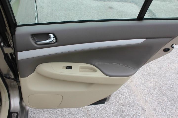 Infiniti G37 Sedan 2009 price $5,500