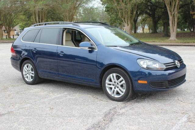 2012 Volkswagen Jetta Wagon