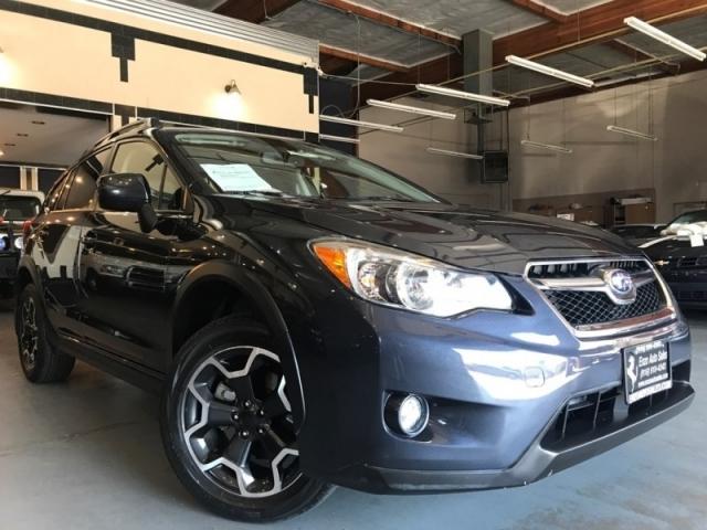 2014 Subaru XV Crosstrek Lmt