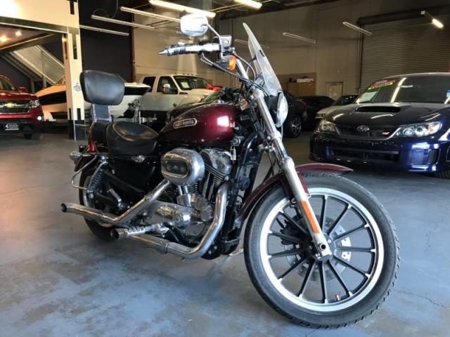 2008 Harley-Davidson XL1200L Sportster