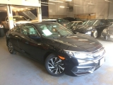 Honda Civic Coupe LX-P 2016