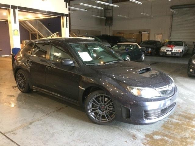 2010 Subaru Impreza Wagon WRX STI SE