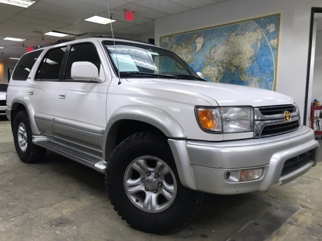 2001 Toyota 4Runner Limited