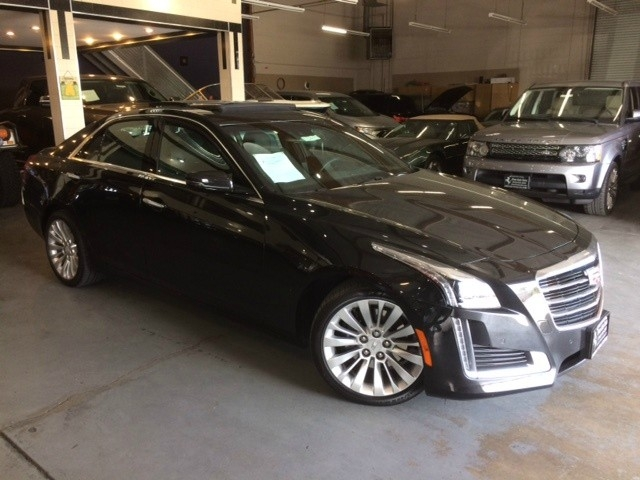 2015 Cadillac CTS Performance Collection