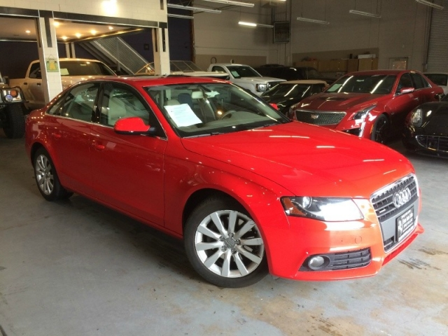 2010 Audi A4 2.0T Quattro Premium