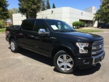 Ford F-150 Super Cab Platinum 2015