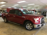Ford F-150 SuperCrew Cab XLT 2016