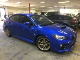Subaru WRX STI Launch Edition 2015