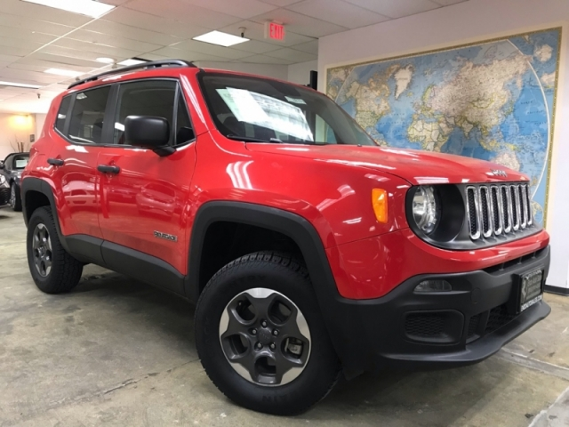 2016 Jeep Renegade 4WD