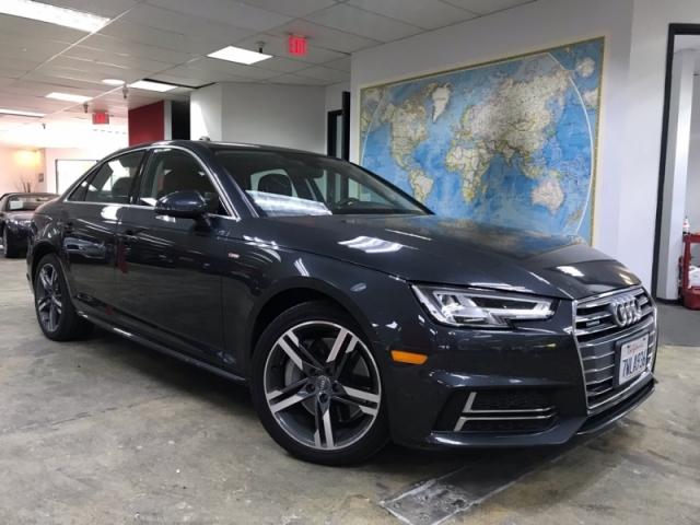 2017 Audi A4 Premium Plus AWD