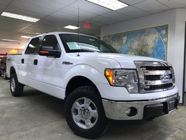 2014 Ford F-150 SuperCrew Cab XLT 4WD