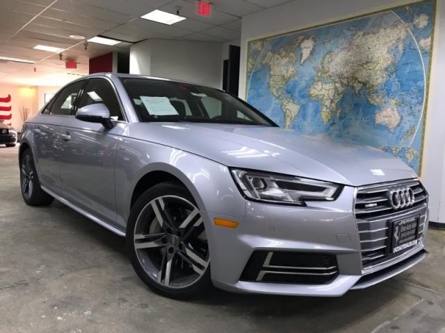 2018 Audi A4 Premium Plus AWD