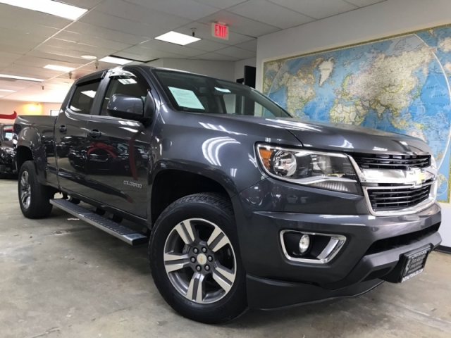 2016 Chevrolet Colorado Crew Cab LT