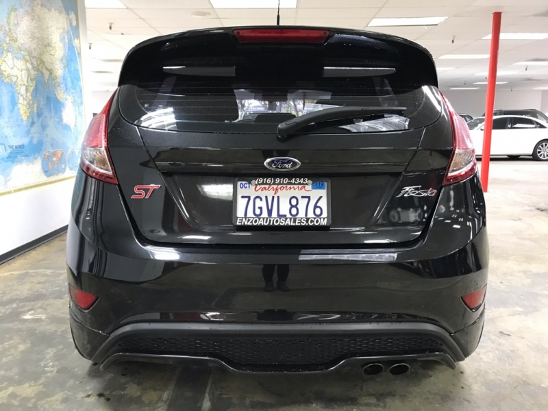 Ford Fiesta ST 2015 price $8,500