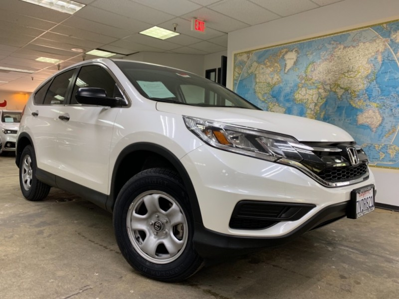 Honda CR-V LX AWD 2016 price $18,800