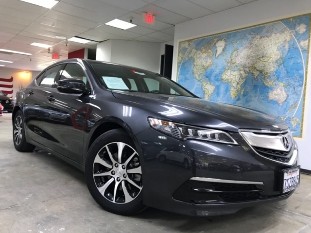 2016 Acura TLX 2.4 w/Technology Package