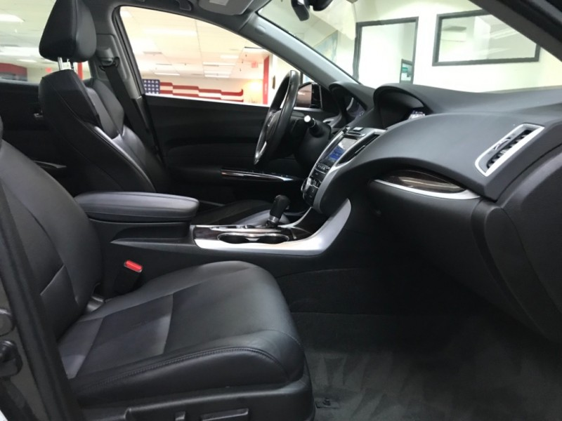 Acura TLX 2.4 w/Technology Package 2016 price $19,400
