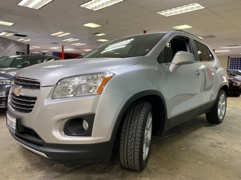 Chevrolet Trax LTZ AWD 2015 price $8,900