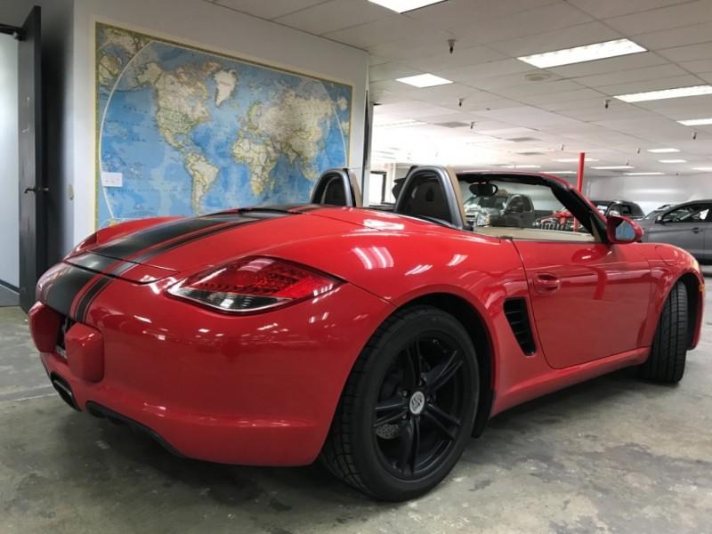 Porsche Boxster 2009 price $17,800