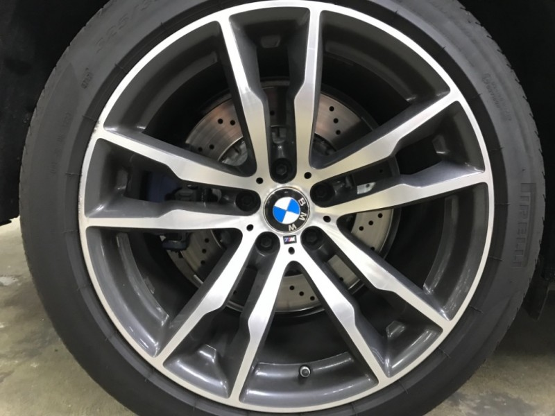BMW X6 M AWD 2015 price $49,000