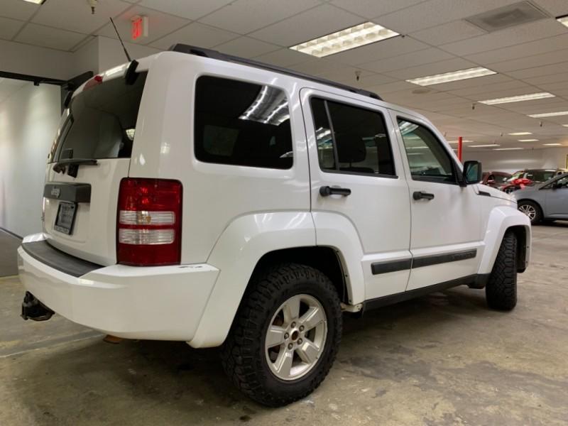 Jeep Liberty Sport 4WD 2011 price $8,500