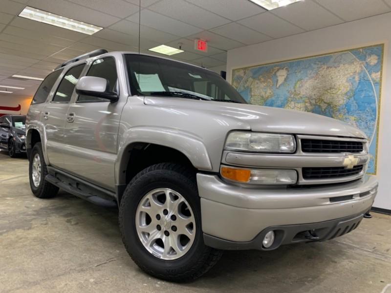 2004 Chevrolet Tahoe 1500 Lt Z71 4wd