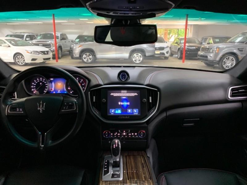 Maserati Ghibli S 2016 price $30,000