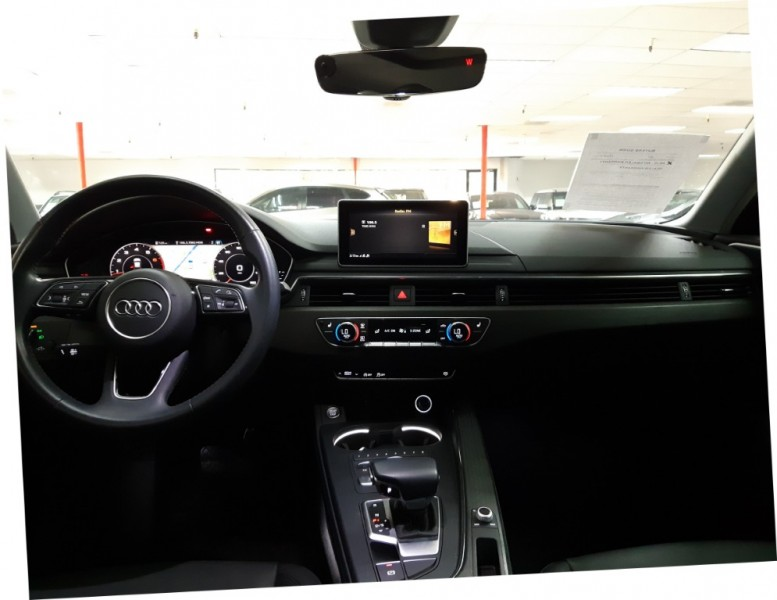 Audi A4 Ultra Premium 2018 price $26,000