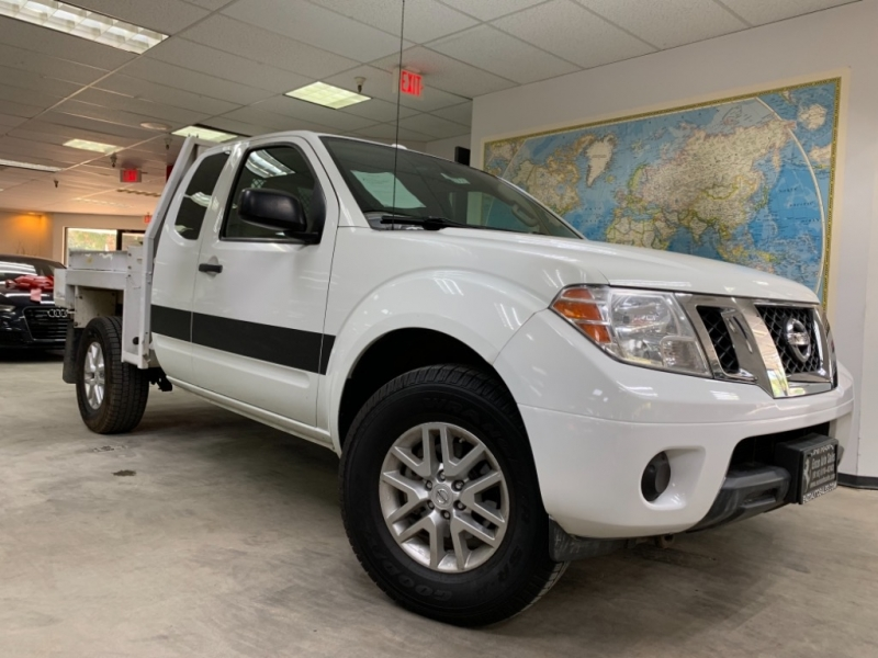 Nissan Frontier SV 4WD 2014 price $11,900